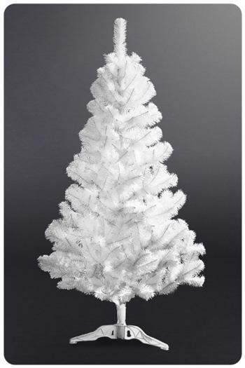 Искусственная Елка - Белая 1,8 м (180 см)