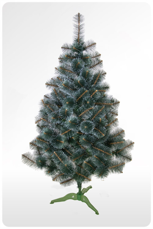 Искусственная Сосна – Иней 1,1 м (110 см)