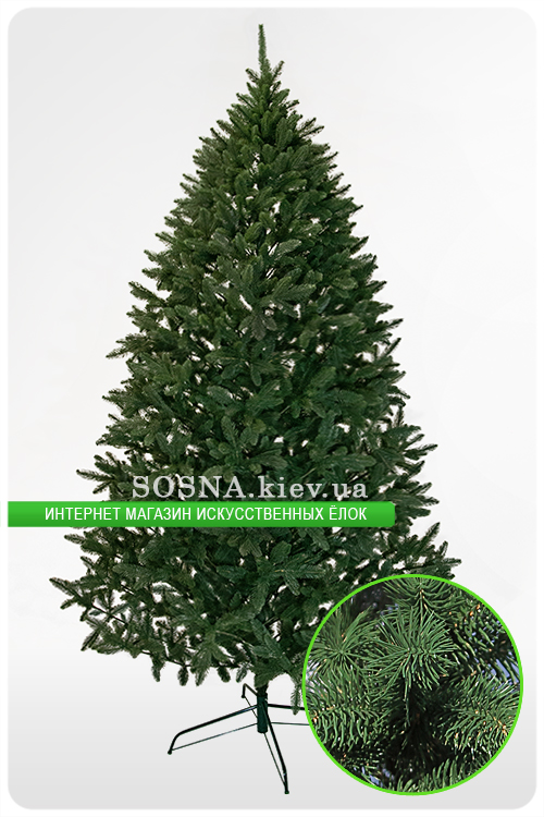 Литая елка Альпийская (фото магазина)