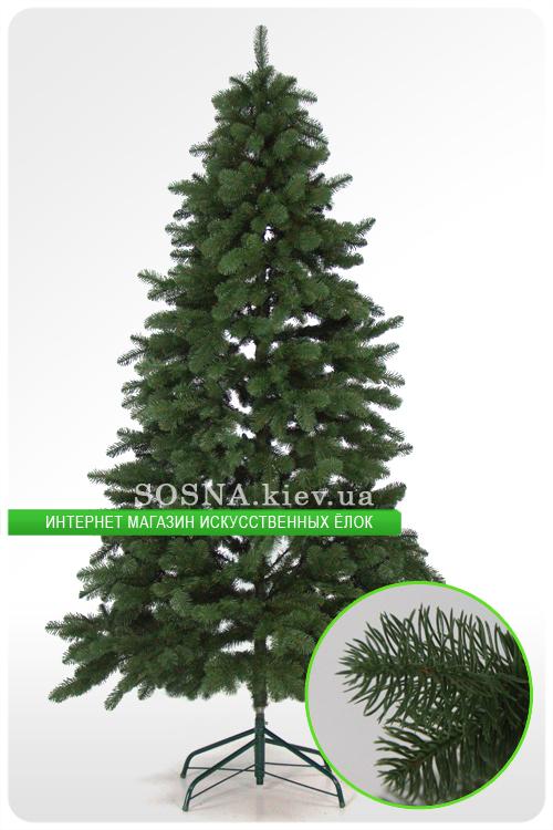 Литая елка украинского производства