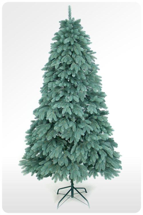 Искусственная Елка Литая - Премиум Голубая 1,8 м (180 см)