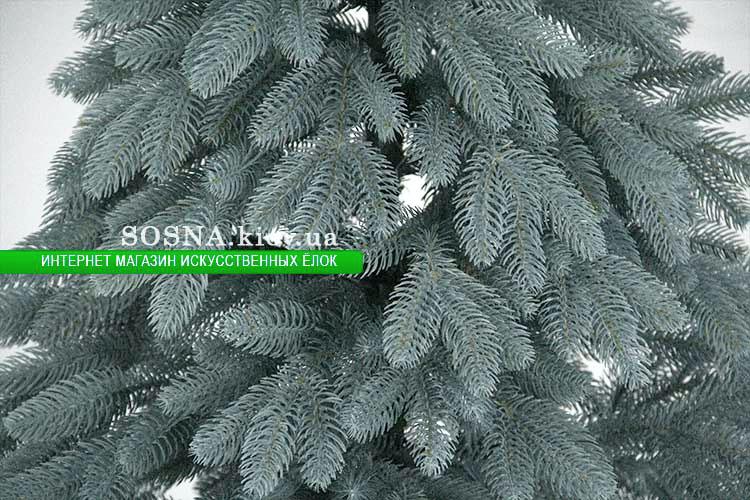 Литая хвоя искусственной елки